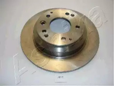 6104411 ASHIKA Тормозной диск