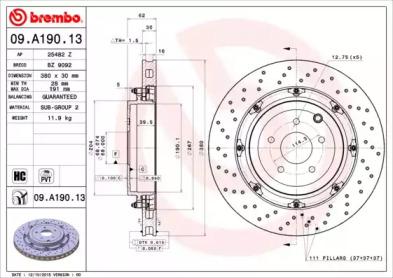 BZ 9092 BRECO
