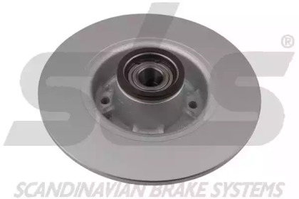 1815313964 SBS Тормозной диск -1