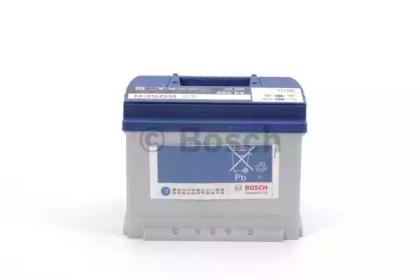 Аккумулятор   60Ah-12v BOSCH (S4006) (242x175x190),L,EN540                                           BOSCH 0092S40060-3