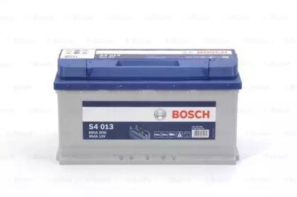 Аккумулятор   95Ah-12v BOSCH (S4013) (353x175x190),R,EN800                                           BOSCH 0092S40130-1