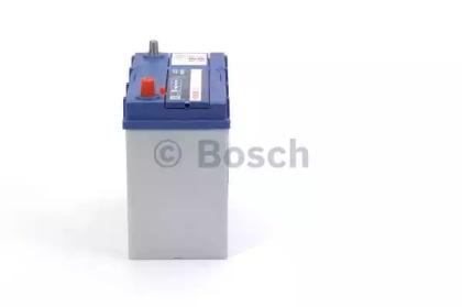 Аккумулятор   45Ah-12v BOSCH (S4020) (238x129x227),R,EN330,Азия тонк.клеммы                          BOSCH 0092S40200-2
