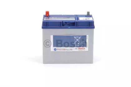 Аккумулятор   45Ah-12v BOSCH (S4020) (238x129x227),R,EN330,Азия тонк.клеммы                          BOSCH 0092S40200-3