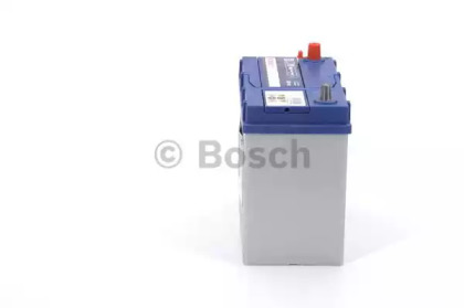 Аккумулятор   45Ah-12v BOSCH (S4020) (238x129x227),R,EN330,Азия тонк.клеммы                          BOSCH 0092S40200-4