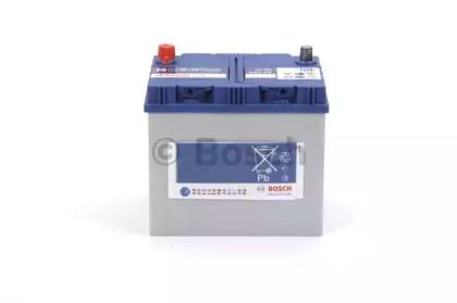 Аккумулятор   60Ah-12v BOSCH (S4024) (232x173x225),R,EN540                                           BOSCH 0092S40240-3
