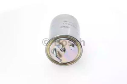 0450906172 BOSCH Фільтр паливний VAG Diesel (дві трубки)