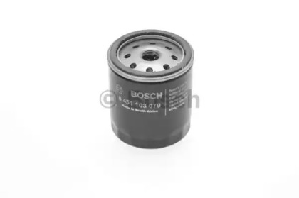 0451103079 BOSCH Фільтр масляний Opel 85- Astra,Corsa,Vectra Kadet Da -1