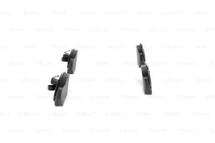 0986424825 BOSCH Колодка перед, Peugeot 307 / SW 2.0 HDi 10.03- Peugeot 308/VW Jetta 2011- -3