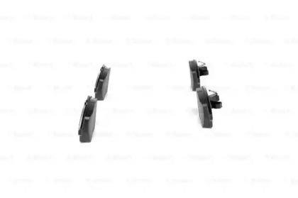 0986424825 BOSCH Колодка перед, Peugeot 307 / SW 2.0 HDi 10.03- Peugeot 308/VW Jetta 2011- -5