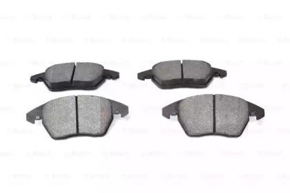 0986424825 BOSCH Колодка перед, Peugeot 307 / SW 2.0 HDi 10.03- Peugeot 308/VW Jetta 2011- -6