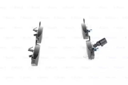 0986494524 BOSCH KLOCKI HAM. VW P. CADDY/GOLF/POLO 03- -5
