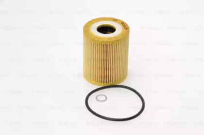 1457429118 BOSCH Фільтр масляний BMW 3(E46)/5(E39)/7(E38)/X5(E53) 3.0D 1999-