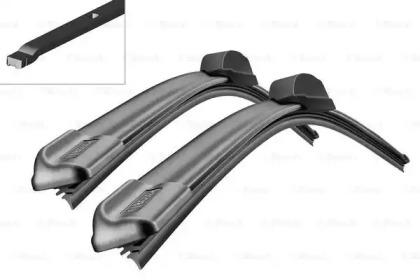 3397007424 BOSCH Щітки склоочисника Aerotwin 600/550mm Renault Kangoo 01.08->