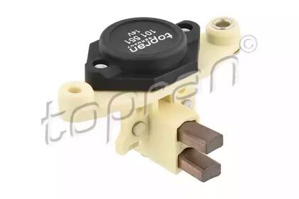 101551 TOPRAN Регулятор генератора