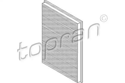 103588 TOPRAN Фильтр, воздух во внутренном пространстве