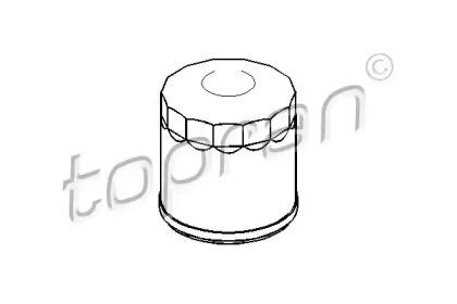 300058 TOPRAN Масляный фильтр