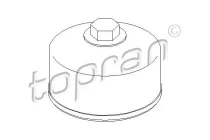 109620 TOPRAN Масляный фильтр