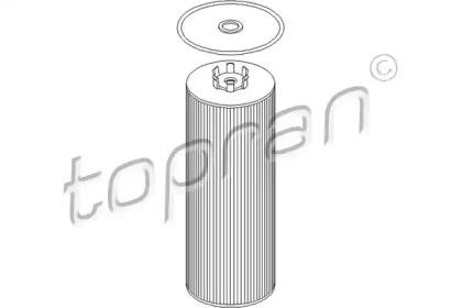 108078 TOPRAN Масляный фильтр