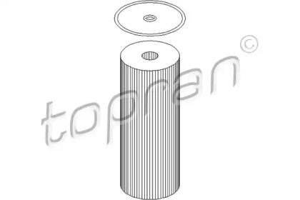 108007 TOPRAN Масляный фильтр