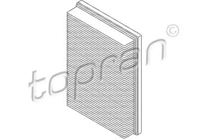 112951 TOPRAN Воздушный фильтр