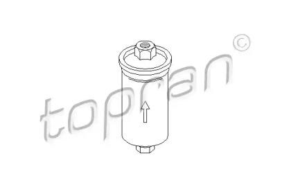 103607 TOPRAN Топливный фильтр