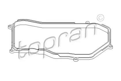 108753 TOPRAN Прокладка, маслянного поддона автоматическ. коробки передач