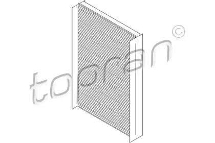 111659 TOPRAN Фильтр, воздух во внутренном пространстве