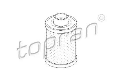 207045 TOPRAN Топливный фильтр