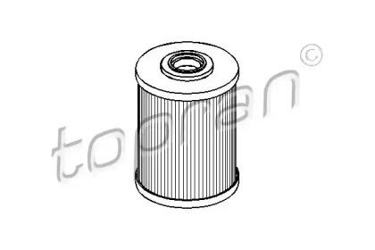 700182 TOPRAN Топливный фильтр