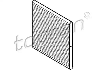 206730 TOPRAN Фильтр, воздух во внутренном пространстве