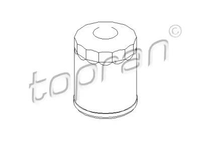 300081 TOPRAN Масляный фильтр