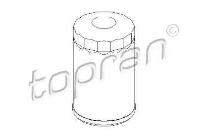 300092 TOPRAN Масляный фильтр