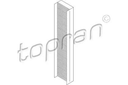 303995 TOPRAN Фильтр, воздух во внутренном пространстве