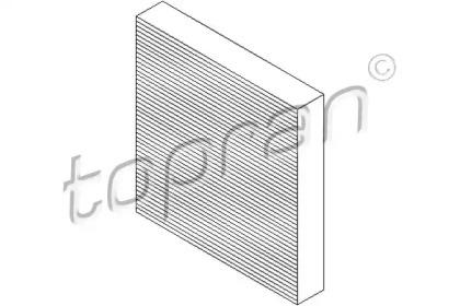 302080 TOPRAN Фильтр, воздух во внутренном пространстве