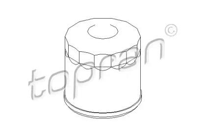 300511 TOPRAN Масляный фильтр