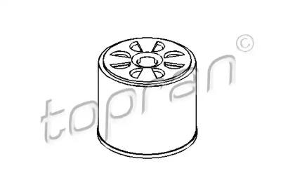301524 TOPRAN Топливный фильтр