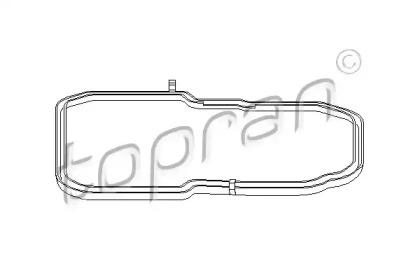 400132 TOPRAN Прокладка, маслянного поддона автоматическ. коробки передач