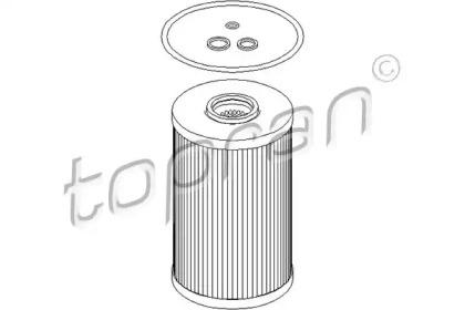 500920 TOPRAN Масляный фильтр