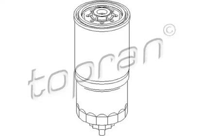 501184 TOPRAN Топливный фильтр