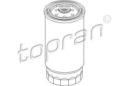 501194 TOPRAN Топливный фильтр
