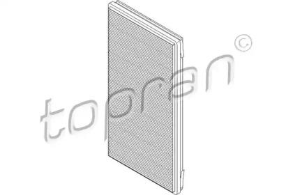 501188 TOPRAN Фильтр, воздух во внутренном пространстве