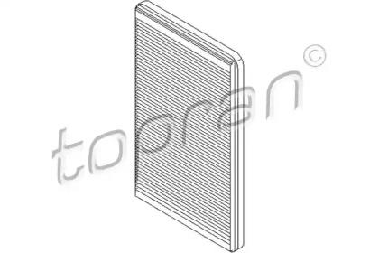 700260 TOPRAN Фильтр, воздух во внутренном пространстве
