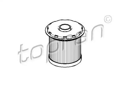 700234 TOPRAN Топливный фильтр
