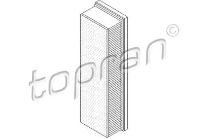 722301 TOPRAN Воздушный фильтр