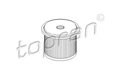 720945 TOPRAN Топливный фильтр