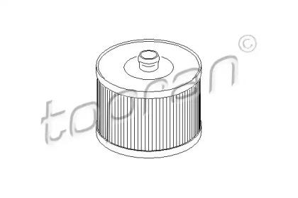 720951 TOPRAN Топливный фильтр