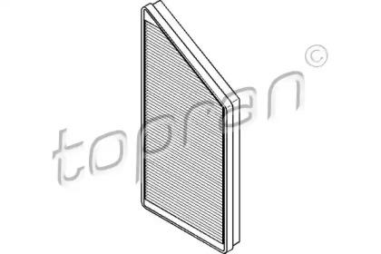 720287 TOPRAN Фильтр, воздух во внутренном пространстве