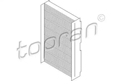 720289 TOPRAN Фильтр, воздух во внутренном пространстве