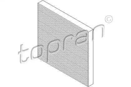 720338 TOPRAN Фильтр, воздух во внутренном пространстве