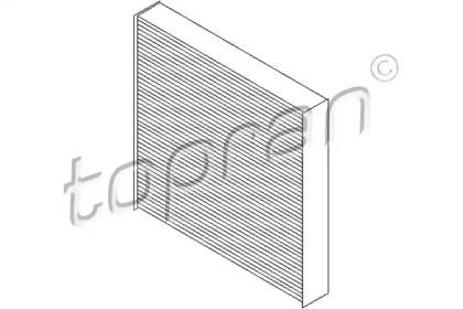 720325 TOPRAN Фильтр, воздух во внутренном пространстве